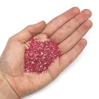Crushed Crystal - China Pink